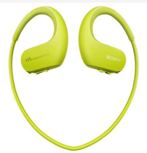 Sony NW-WS413 Walkman – אוזניות ספורט לשחיה ובכלל! – כולל נגן MP3 מובנה – מבחר צבעים ללא מכס! רק כ49.99!!!!