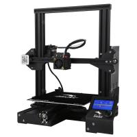 מדפסת התלת מימד הכי נמכרת ברשת Creality 3D Ender-3 במחיר מעולה! – רק ב $159.99$!