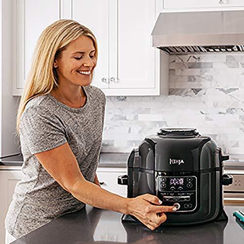 Ninja® Foodi   מכשיר בישול מהפכני 7 ב1 – סיר לחץ, בישול, אידוי, טיגון, אפייה ועוד! רק כ₪923 כולל משלוח! במקום ₪1479