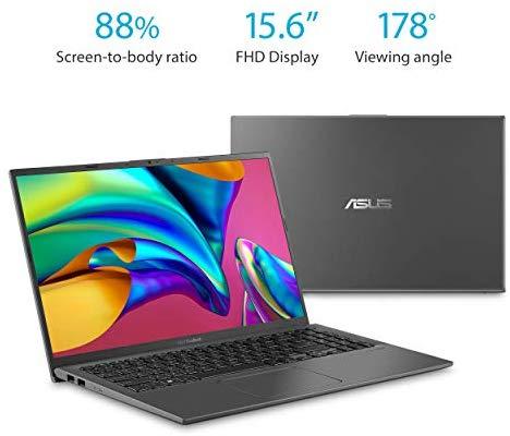 """ASUS VivoBook 15 Thin and Light – בגרסאת הAMD החזקה! המחשב האידאלי לבית, ובכלל – רק ב1828 ש""""ח! (הכי זול אי פעם!)"""