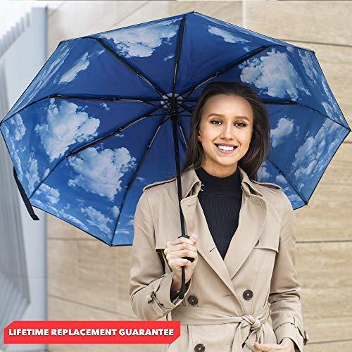 החורף כאן! המטריות הכי טובות! Repel עמידות לרוחות ועם ציפוי טפלון בדיל היום!