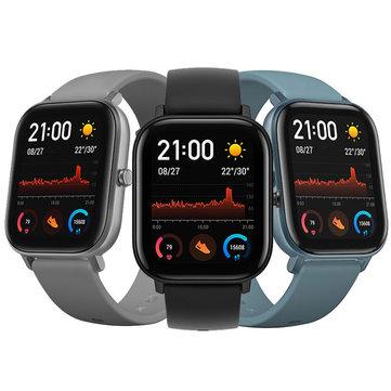 AMAZFIT GTS – השעון החכם החדש מבית שיאומי – גרסא גלובלית – רק ב$139.99 (ואפשרות ביטוח מכס)