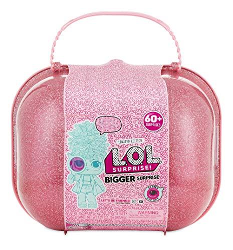 """מארז בובות ענק L.O.L. Surprise עם מעל ל60 הפתעות – רק 50$ / 175 ש""""ח ומשלוח חינם! הכי זול אי פעם!"""