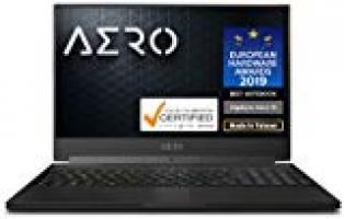 Gigabyte AERO 15 – מחשב גיימרים/מעצבים/עורכים חזק עם מסך OLED 4K ואחריות בינלאומית!