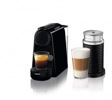 מכונת קפה Nespresso Essenza Mini + מקציף Aeroccino רק ב₪560 עד הבית!