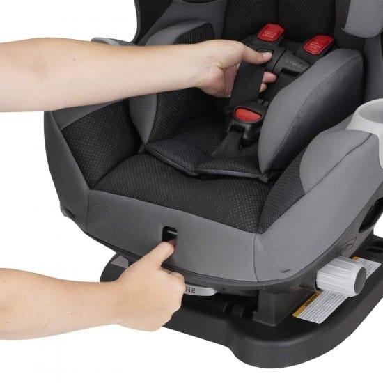 כסא בטיחות דו-כיווני Evenflo Triumph Techo Fade רק ב699שח