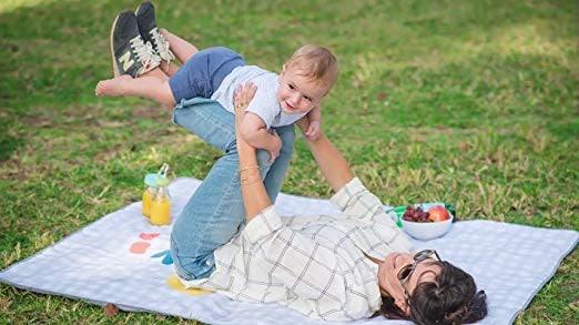 משטח פעילות מתקפל לתינוקות – לבית ולבחוץ מבית Taf Toys רק ב114₪