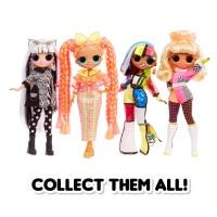 סדרת בובות חדשה מבית L.O.L Surprise! בובות אופנה O.M.G. Lights זוהרות! רק ₪86 לבובה!