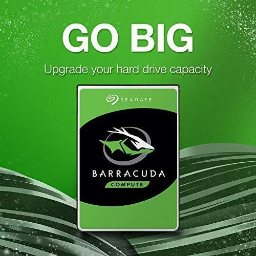 """כונן פנימי Seagate BarraCuda 6TB רק ב461 ש""""ח"""