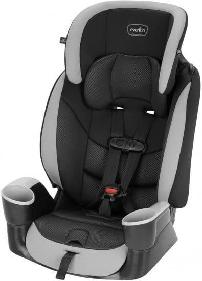 """כסא בטיחות ובוסטר Evenflo Maestro Sport רק ב399ש""""ח!"""