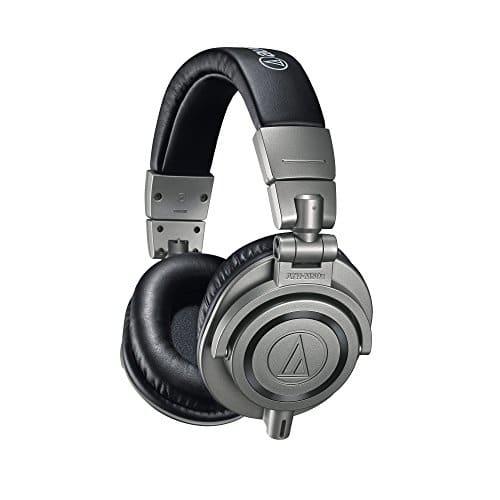 האוזניות! הAudio-Technica ATH-M50xGM -אוזניות סטודיו מקצועיות ומהוללות- הסטנדרט של התעשייה – בדיל היום! רק ₪519!