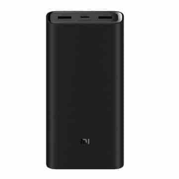 סוללת הגיבוי/מטען נייד Xiaomi Power Bank 3 PRO 20000mah רק בכ₪148 כולל משלוח!