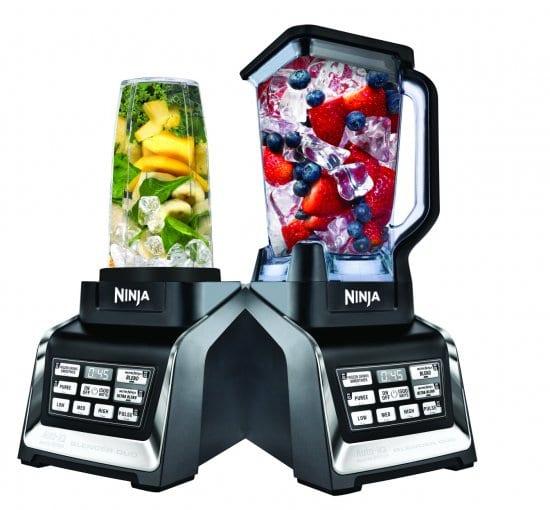 בלנדר Ninja Duo Auto IQ BL642 1500W כולל קנקן 2.1 ליטר + 3 מיכלי שייקר רק ב549 ₪!