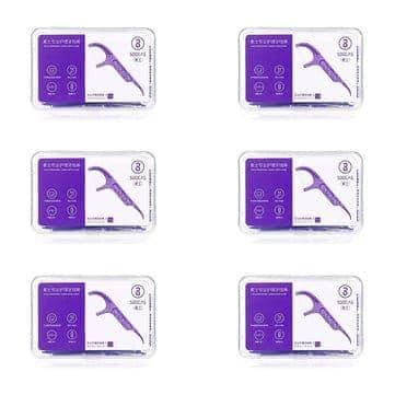 300 יח' קיסמי-חוט דנטלי מעולים של Xiaomi soocas – רק ב8.55$!