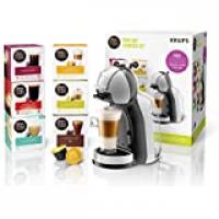 דיל משתלם למכונת קפה מאמזון! De'Longhi Nescafé Dolce Gusto Mini Me
