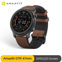 Amazfit GTR 47mm – השעון החכם הכי יפה, עם הסוללה הכי טובה  שגם כולל עברית! גרסא גלובלית רק ב $106.99!