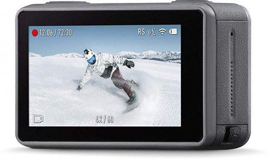 מבצע שבועות! מצלמת אקשן DJI Osmo Action Camera רק ב999 ₪!!! (בזאפ 1299-1850 ₪)
