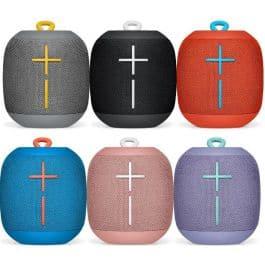 רמקול נייד בלוטוס Logitech ULTIMATE EARS Wonderboom – במגוון צבעים רק ב170 ₪ כולל משלוח!