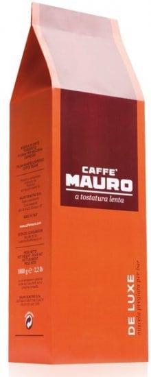 """התעוררתם? מבצע סופ""""ש על תערובת פולי קפה של MAURO DE-LUXE ! חבילת 3 ק""""ג = רק ב259 ש""""ח ומשלוח חינם!"""