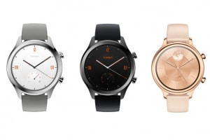 Ticwatch C2 – שעון חכם באמת – עם ANDROID WEAR וNFC! רק ב138.17$