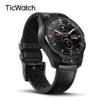 """TicWatch Pro 4G/LTE – שעון חכם עם מסך כפול וANDORID WEAR – הכי זול אי פעם – רק ב508 ש""""ח!"""