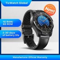 TicWatch Pro 2020! רק ב$190.79! שעון חכם עם 2 מסכים וANDROID WEAR!