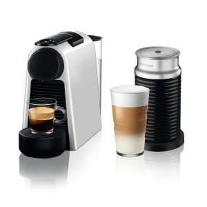 מכונת קפה NESPRESSO אסנזה מיני בגוון כסוף מט (מהדורה מוגבלת) דגם D30 כולל מקציף חלב ארוצ'ינו 3 עם הנחת קופון ומשלוח מהיר חינם!