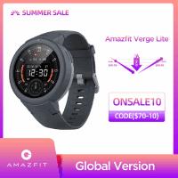 זה יגמר מהר! Amazfit Verge Lite – גרסה גלובלית ללא מכס! רק ב$55.99!