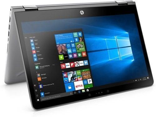 בלעדי! המחשב הנייד הכי מבוקש מגע מתהפך HP PAVILION X360, עם CORE I5, וינדוס 10 רק ב2549 ₪!