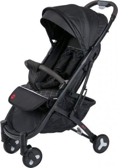 עגלת תינוק מגיל לידה Bibam Jaggi Plus II ב₪439 בלבד!