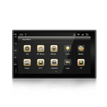 YUEHOO! מערכת אנדרואיד דאבל דין (אוניברסלי!) לרכב – עם אנדרואיד 9, 4GB+32GB, רק ב$107.31 עם ביטוח מכס!