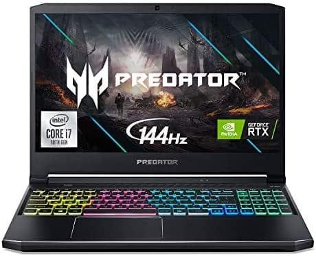 "Acer Predator Helios 300 – מחשב נייד חזק במיוחד! CORE I7, 16GB, RTX2060, 144HZ רק ב5354 ש""ח!"