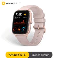 AMAZFIT GTS – השעון החכם החדש מבית שיאומי במבחר צבעים ובגרסא גלובלית תומכת עברית – רק ב$95.99!