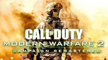 בחינם לפלייסטיישן PS4 (למנויי PlayStation®Plus) משחק Call of Duty®: Modern Warfare® 2 Campaign Remastered!