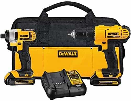 """DEWALT 20V MAX – כלי העבודה של המקצוענים! סט מקדחה/מברגה ומברגת אימפקט, סוללות, מטען ותיק נשיאה – רק ב829 ש""""ח עד הבית! חצי מחיר מבארץ!"""