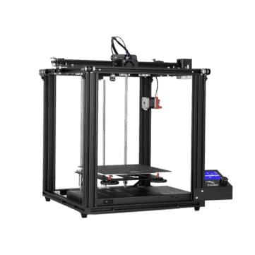 """Creality 3D® Ender-5 Pro – מדפסת תלת מימד גדולה – הדגם החדש והמשופר – רק בכ1700 ש""""ח כולל משלוח וביטוח מס!"""