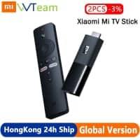 """Xiaomi Mi TV Stick החדש (גרסא גלובלית!) ב34.64$/ 119ש""""ח!"""
