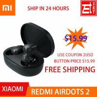 "Xiaomi Redmi Airdots 2 – אוזניות הTWS הכי זולות…שגם מומלצות! רק 15.99$ / 54 ש""ח!"