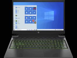 מחשב גימינג נייד HP PAVILION 16-a0010nj עם CORE I7, GTX1650Ti, 16GB RAM ו3 שנות אחריות ב₪ 4,839 במקום ₪4,989