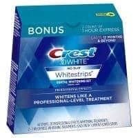 Crest 3D White Professional + Express | מארז 44 סטריפים להלבנת שיניים ב₪154 כולל משלוח!