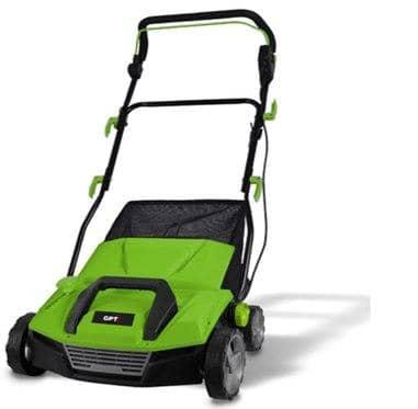 """שואב/מסרק עלים חשמלי לדשא סינטטי GPT TO114 1600W – רק ב579 ש""""ח!"""