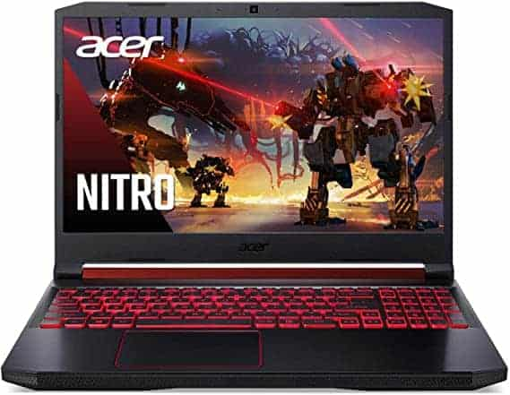 "Acer Nitro 5 – מחשב גיימינג משובח רק ב1309$ / 4454 ש""ח עד הבית!"