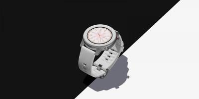 Amazfit GTR 42MM – השעון החכם הכי יפה והכי משתלם! (שגם תומך בעברית) – צבע שחור / לבן – רק ב₪579 עם משלוח חינם ואחריות בארץ!