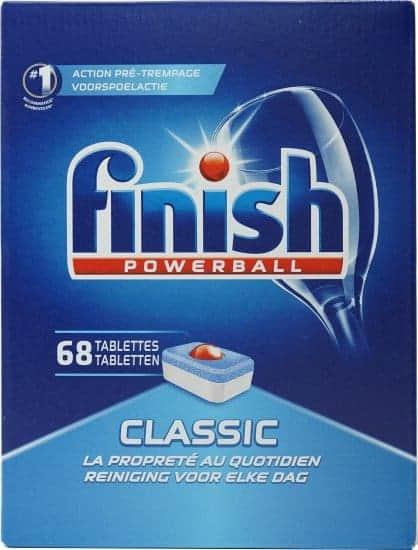 באנדל 5 מארזי טבליות למדיח – 340 טבליות – Finish Classic רק ב₪119!