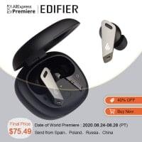 הכי זול אי פעם!  EDIFIER TWSNB2 TWS ANC – אוזניות משובחות עם סינון רעשים אקטיבי רק ב$68.49!!!