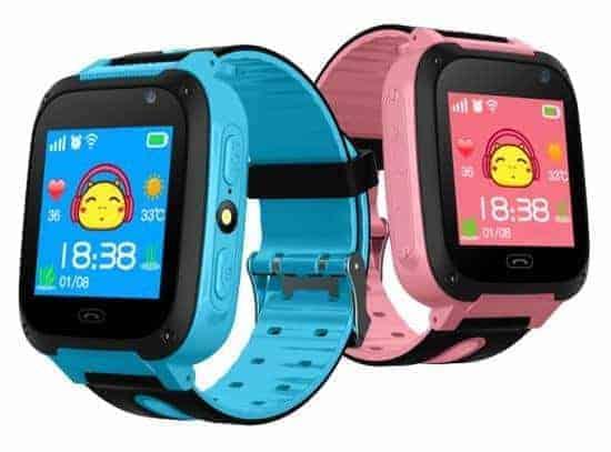 שעון חכם לילדים עם סים מובנה Kidiwatch Junior קידיווטש ב₪74 בלבד + משלוח לנק' חלוקה חינם!