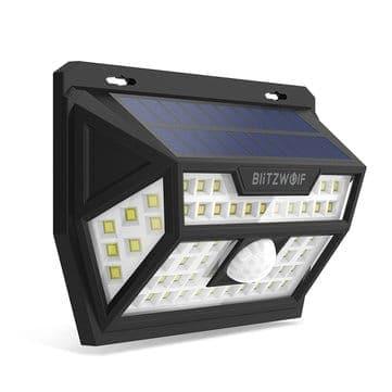 Blitzwolf® BW-OLT1 – תאורה סולארית אוטומטית