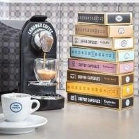 """כולם בקפסולות…קפה! מבצעי קפה שווים! 12 שרוולי לנדוור ב- 169 ש""""ח! Jacobs,Lor,Kimbo,Mauro,Lavazza,קפה עלית ועוד!"""