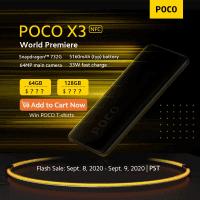 נעים להכיר! השקה גלובלית – POCO X3 החדש!