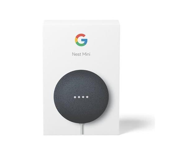 להיט! הרמקול החכם הכי מבוקש – Google Nest Mini 2 רק ב₪167 ומשלוח חינם!